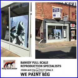 100cm x 100cm Orangina vintage canvas pop art painting Australia By pepe