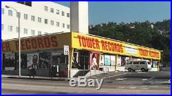 Alberto Vargas, Candy-o Hand Painted Vintage Tower Records Sign Reduced $2000