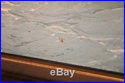 Brig Sailing Ship Painting/Sailboat VINTAGE Nautical Painting Signed Waller