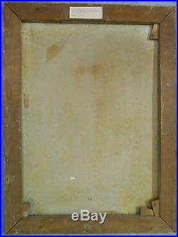 Original Joan Miro vintage antique signed painting picasso