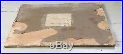 PERCY MANSER signed vtg painting OREGON Northwest Oil antique Plein Air landscap