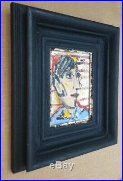 Pablo Picasso Original vintage art rare oil painting hand signed MAKE OFFER