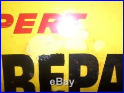 Vintage Dupont Automotive Repair Paint Sign