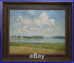VINTAGE Oil Painting. Unknown Artist Signed