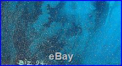 Vintage 1994 Simon Bisley Weaponlord 1 Original Art 18x 24 Painting Framed