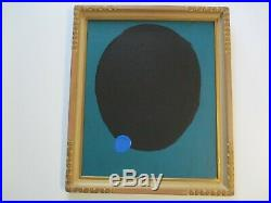 Vintage Contemporary Painting Non Objective Modernism Abstract Expressionist