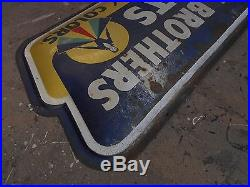 Vintage Lowe Brothers Paints Advertising General Store Sign