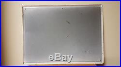 Vintage Rare Kyanize Paint Metal Sign 1969