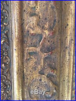 Vintage Southern Magnolia Flower Vase STILL LIFE OIL Painting Mid Century Sign